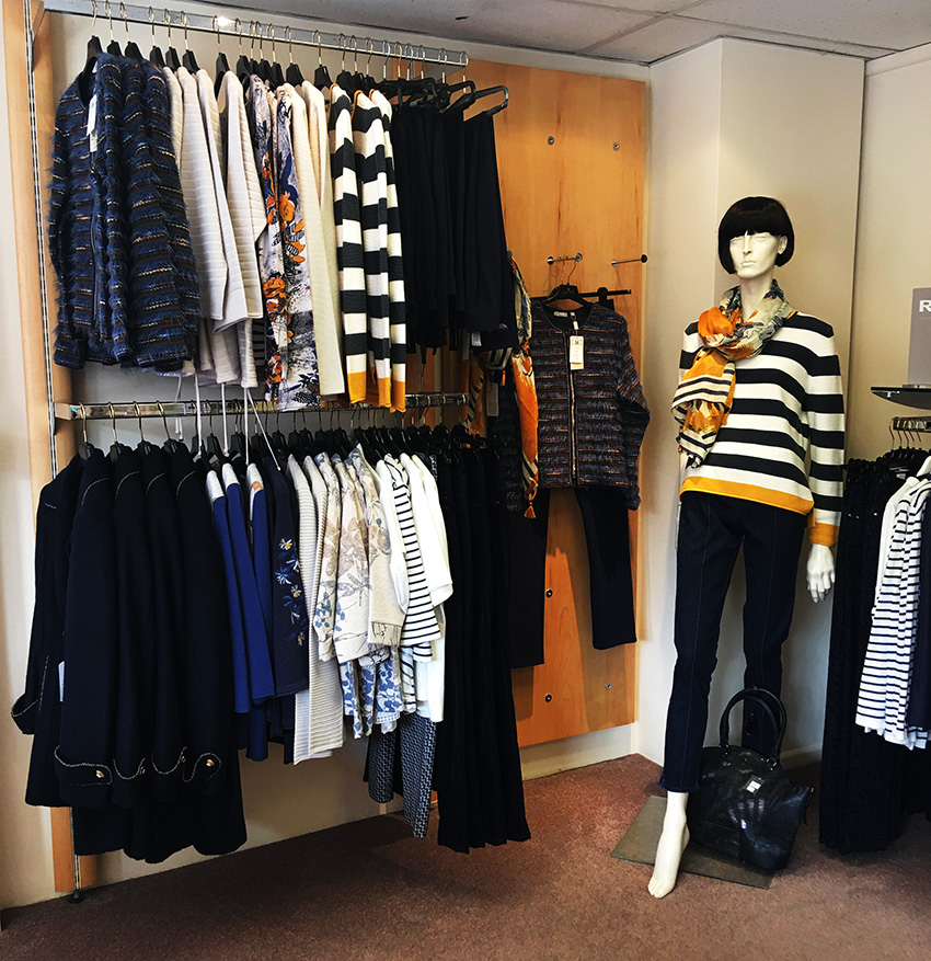 Inside Classy Collections Wimborne